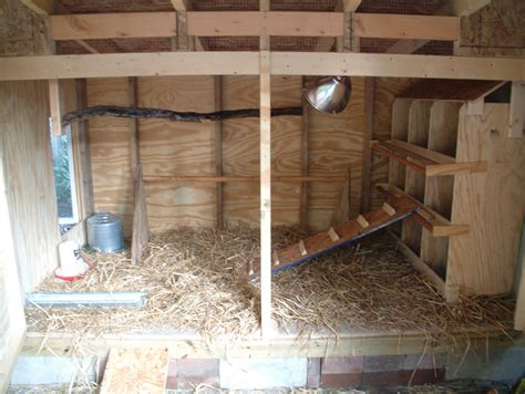 spivey family chicken coop progress  nest boxes