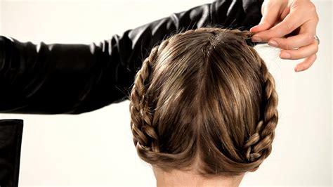 french braid pigtails braid tutorials youtube