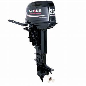25hp Parsun Outboard Motor Long Shaft 2