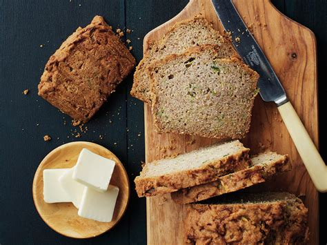zucchini bread recipes cooking light