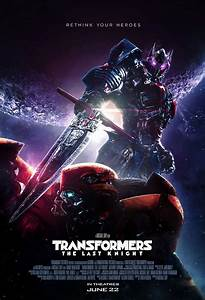 Transformers The Last Knight (2017) Poster 2 by CAMW1N on ...