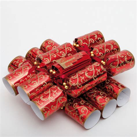 christmas crackers sales in uk cw004 and gold crackers on hearing loss