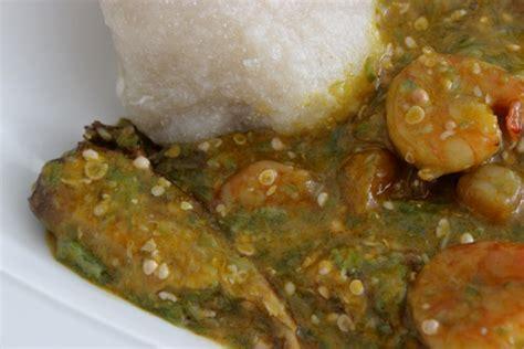 recette de cuisine togolaise sauce gombo aux crevettes et poisson fumé recette