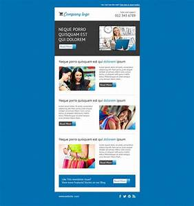 17 best editable mailchimp template newsletter images on With using mailchimp templates