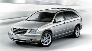 2008 Chrysler Pacifica - Overview