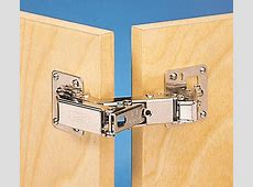 Choosing Cabinet Door Hinges Sawdust Girl®
