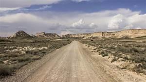 Desierto De Las Bardenas Reales Spain