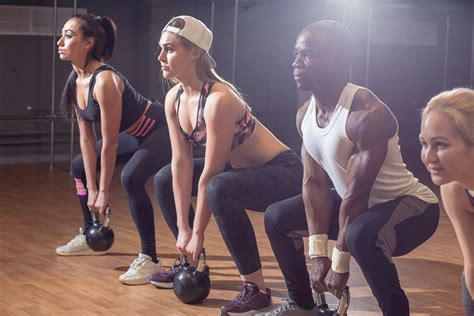 kettlebells training kettlebell spread body