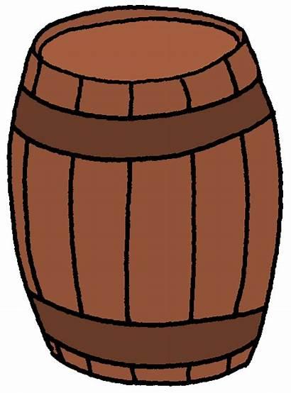 Barrel Clipart Pirate Clip Barrels Wine Cliparts