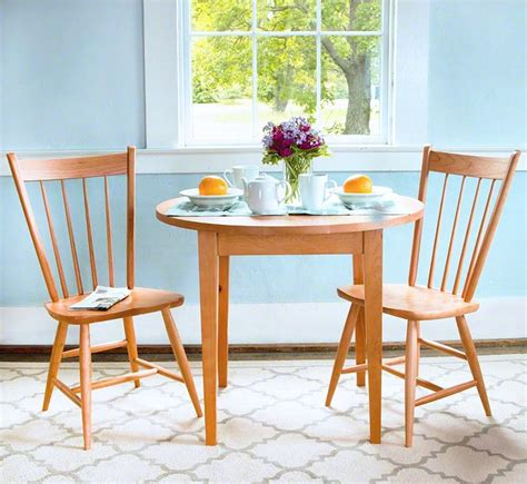 Shaker Style Dining Room Table [peenmediacom]