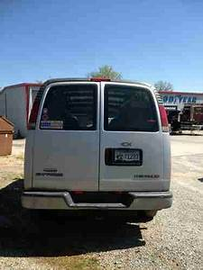 Purchase Used 2000 Chevy Express 2500 With Custom Flame Paint Job Work Van In Belvidere