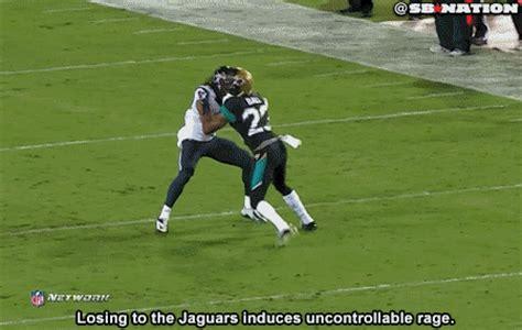 texans  jaguars fight poke eyes sbnationcom