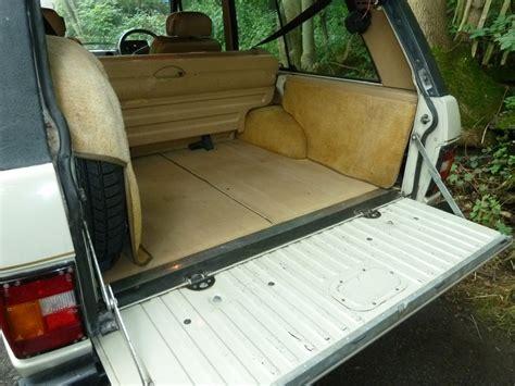vintage range rover interior ahk 568x 1981 range rover classic 2 door land rover