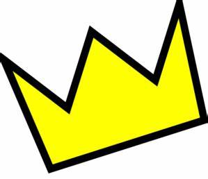 Simple Crown Clip Art Png