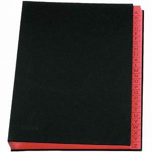 La Centrale Alphabet : trieur toile alphabetique 25 compartiments noir extendos vente de trieurs alphab tiques et ~ Maxctalentgroup.com Avis de Voitures