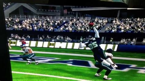 handed catch   madden  eagles