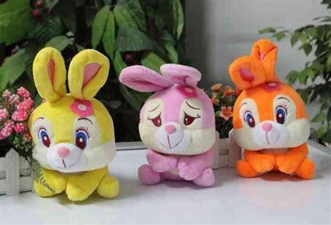 Plush Bunny Rabbit Toys Plush Rabbit Dolls Stuffed Toys
