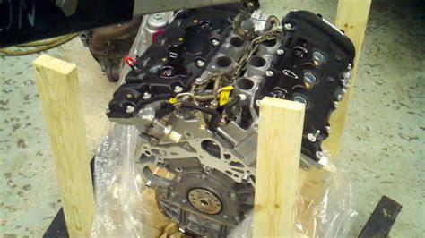 gm  engine   crate