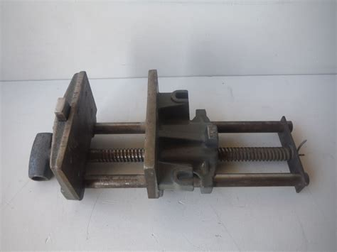 columbian woodworking vise shop collectibles  daily