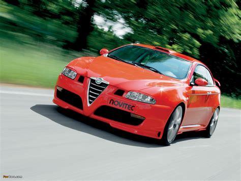 Novitec Alfa Romeo GT X-Supero 937 pictures (1280x960)