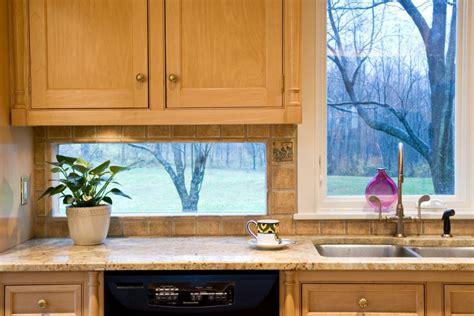 kitchen window backsplash a fresh perspective window backsplash ideas and the 3483