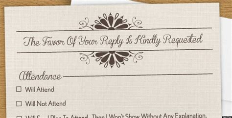 wedding rsvp rsvp the invitation you wish you could send photo huffpost