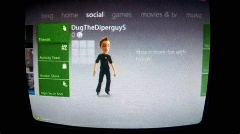 Free Xbox 360 Profile Youtube