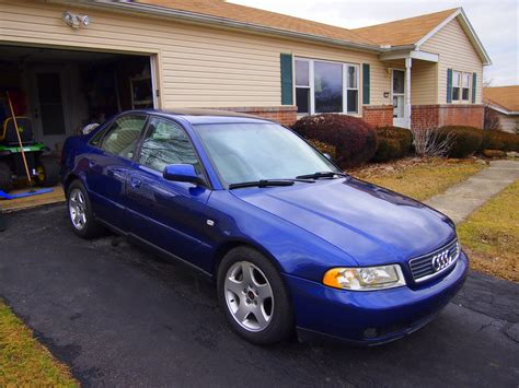 Used 2000 Audi A4 Sedan Pricing