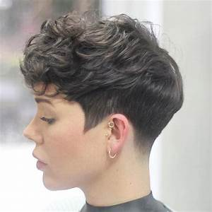 Short Pixie Haircuts For Thick Hair Short And Cuts