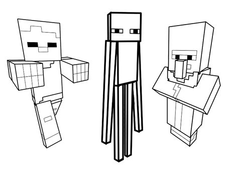 minecraft coloring page minecraft birthday pinterest minecraft characters  craft