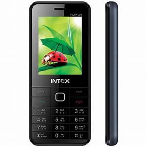 Flip X4| Intex Feature Phones | Intex