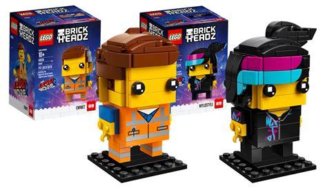 Brickfinder Lego Emmet And Wyldstyle Brickheadz To Be