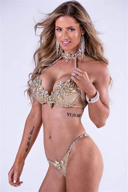 Bikini Competition Bikinis Fitness Diva Competitors Contest