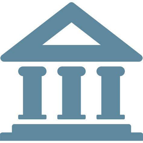 Bank Icon Bank Icon Myiconfinder