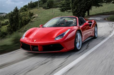 488 Spider Photo by 488 Spider Price Specs Features Photo Gallery