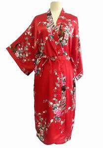 Red Kimono | Wardrobe Mag