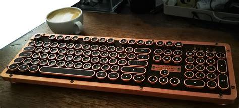 azio retro classic keyboard testedtechnology