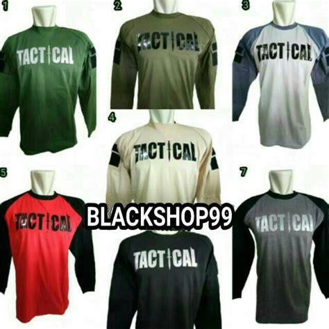 Kaos Blackhawk baju tactical panjang kaos tactical kaos blackhawk fashion