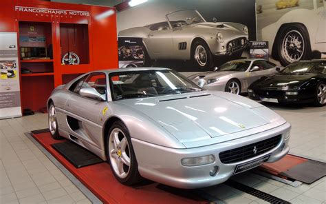 Nothing else can compare other than driving a formula 1. Ferrari F355 Berlinetta (1997)