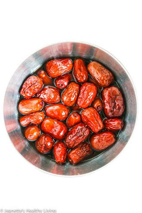 jujube date jam recipe instant pot jeanettes healthy