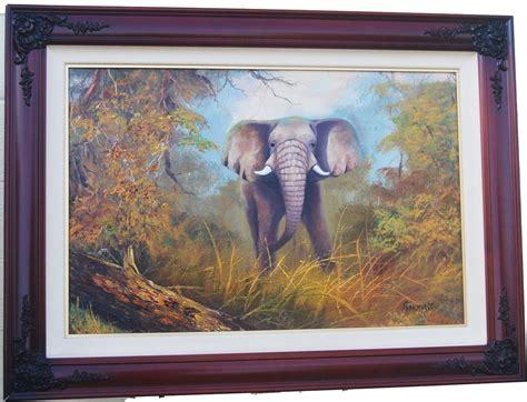 original oil painting  violet parkhurst