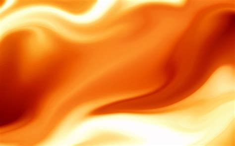 Abstract Orange Color Wallpaper by Orange Colour Waves Free Ppt Backgrounds For Your