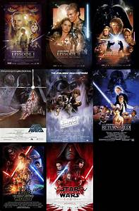 Poster Star Wars : all posters together updated starwars ~ Melissatoandfro.com Idées de Décoration