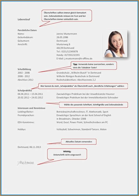 Tabellarischer Lebenslauf Schüler Vorlage by Tabellarischer Lebenslauf Sch 252 Ler Vorlage Zum Ausf 252 Llen