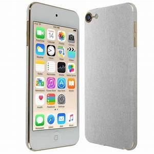 Skinomi TechSkin - Apple iPod Touch Brushed Aluminum Skin ...