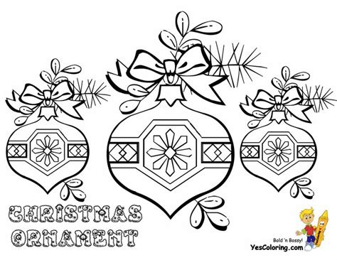 google printable christmas adult ornaments tree ornaments coloring pages for adults search images