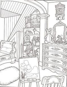 coloriage sejour canape pinterest coloriage maison