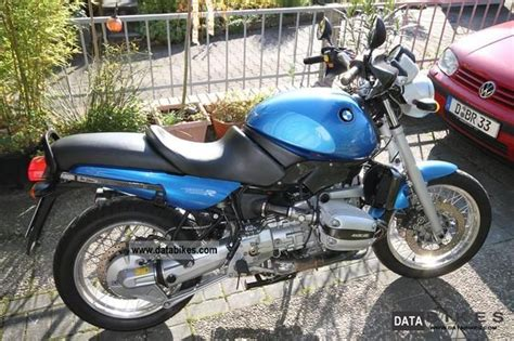 1996 Bmw R1100r R 1100 R