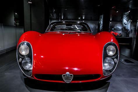 Alfa Romeo 33 by Alfa Romeo 33 Straddle Golden Anniversary By Car Magazine