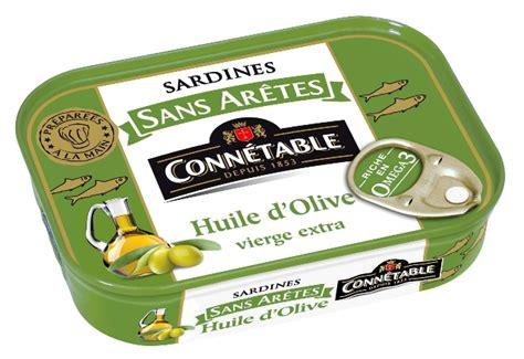 cuisiner des sardines connetable des sardines prêtes à consommer prêtes à
